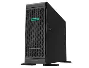Dallas HP Servers