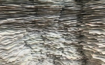Are You Really Reducing Paper?